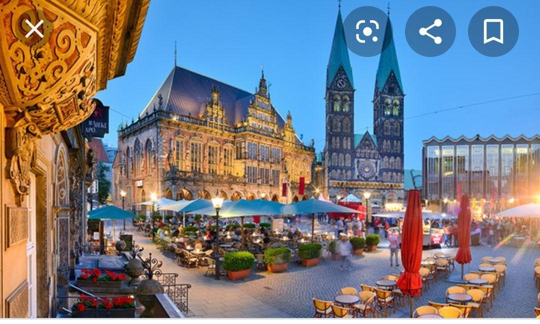Bremen (Alemania) 2 noches Alojamiento 3* + Vuelos (Barcelona)