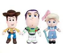 Muñeco Toy Story con sonido, 20 cm (AlCampo)