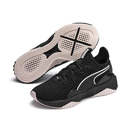 TALLA 40.5 - PUMA Defy Wn's, Zapatillas Deportivas para Mujer