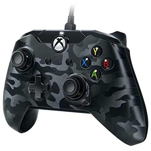 Pdp - Mando Licenciado,Color Camuflaje Negro (Xbox One) Cómo Nuevo