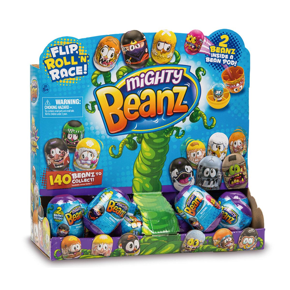 Pack 2 Mighty Beanz GIOCHI PREZIOSI (AlCampo)