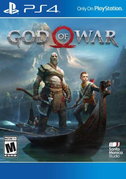 God of War PS4 US solo 4,49€ [Mínimo histórico]