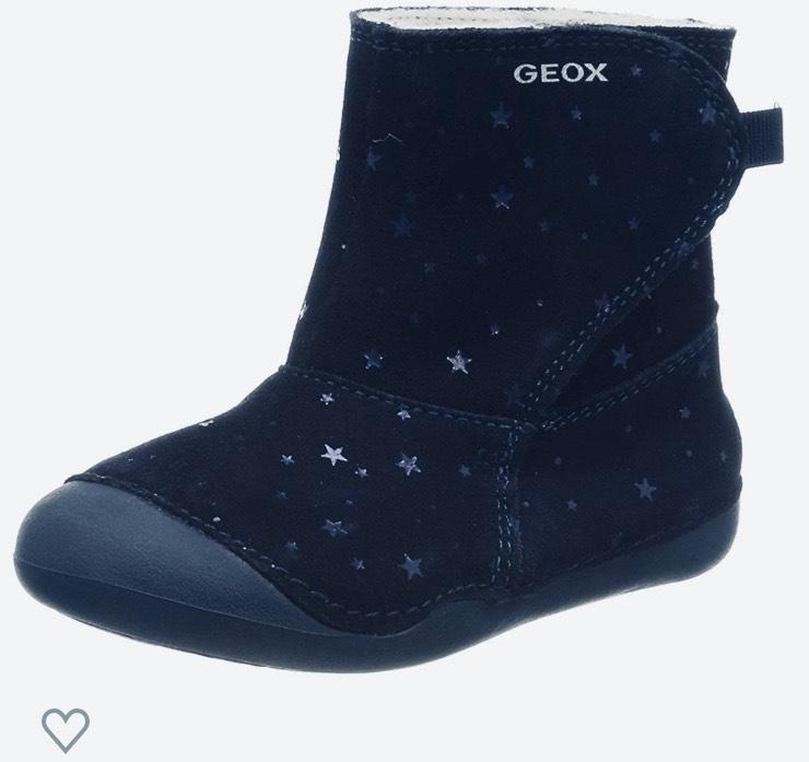 Botas color navy Geox