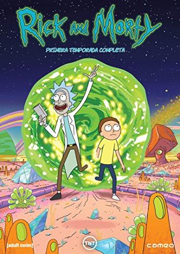 DVD Temporada 1 Rick & Morty [AMAZON]