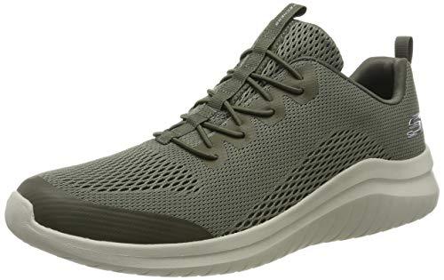 Skechers Ultra Flex 2.0-Kelmer, Zapatillas para Hombre