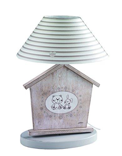 PMP lámpara de noche Rabbit & Bear