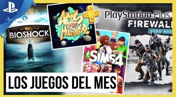 Juegos PS Plus Febrero 2020