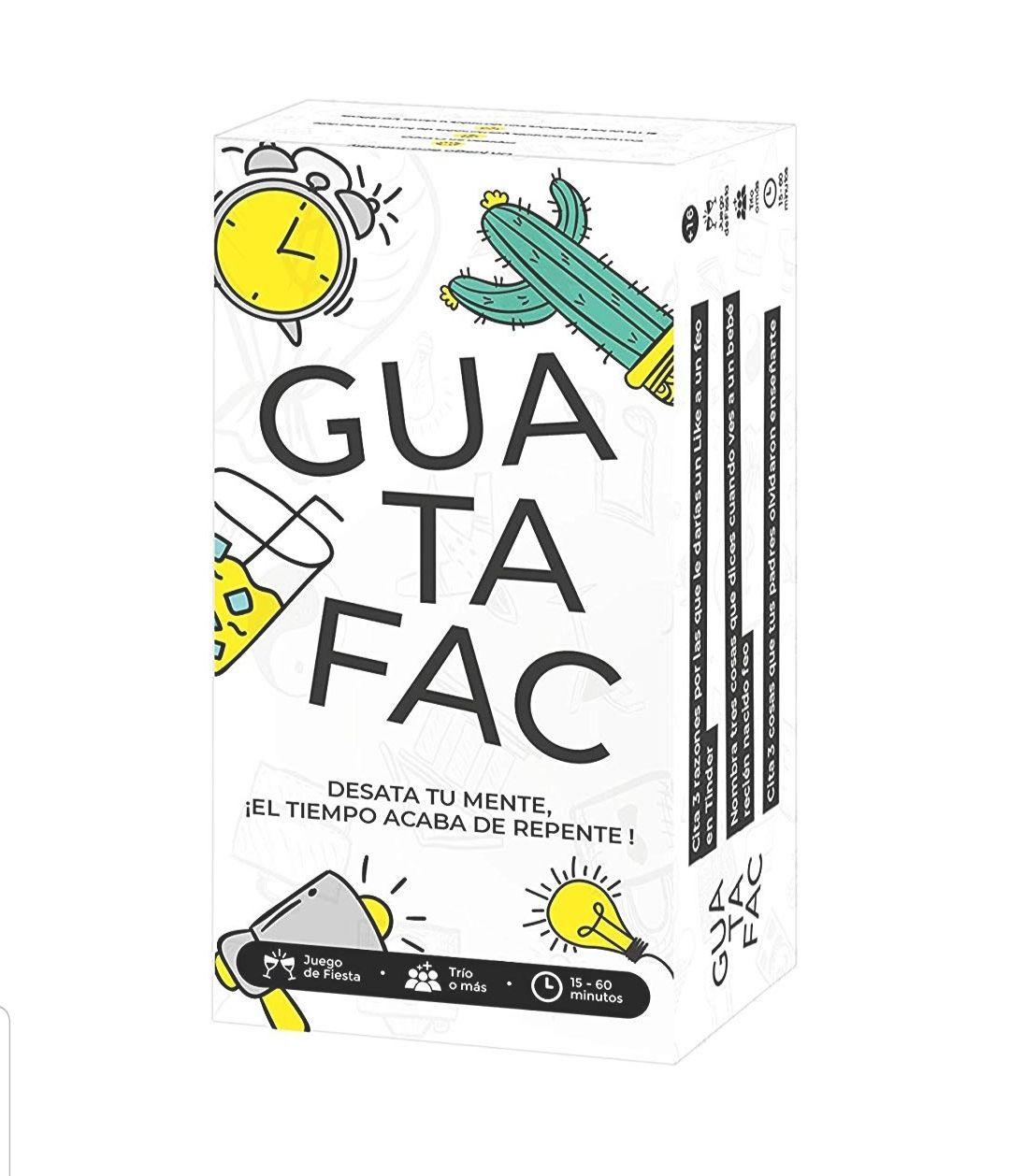 Guatafac JUEGO PARA FIESTAS - Oferta flash