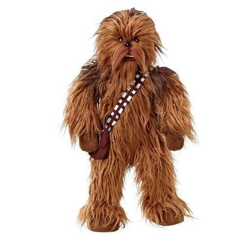Peluche Chewbacca con Sonido de Star Wars (60 cm)