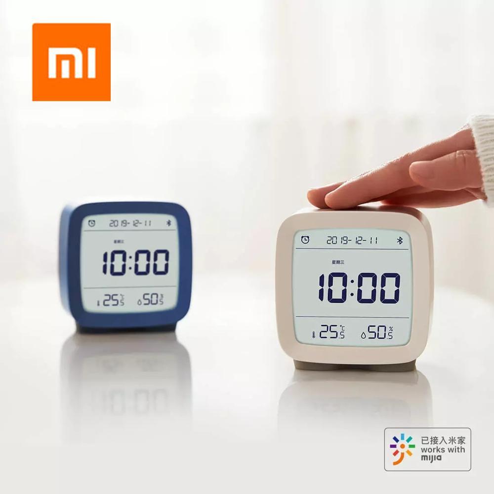 Xiaomi Youpin CGD1 Mini Reloj Despertador Bluetooth 3 en 1 - TRES COLORES