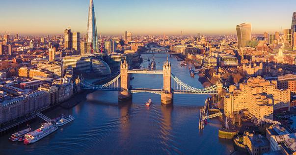 Vuelos a Londres desde 20€ ida y vuelta