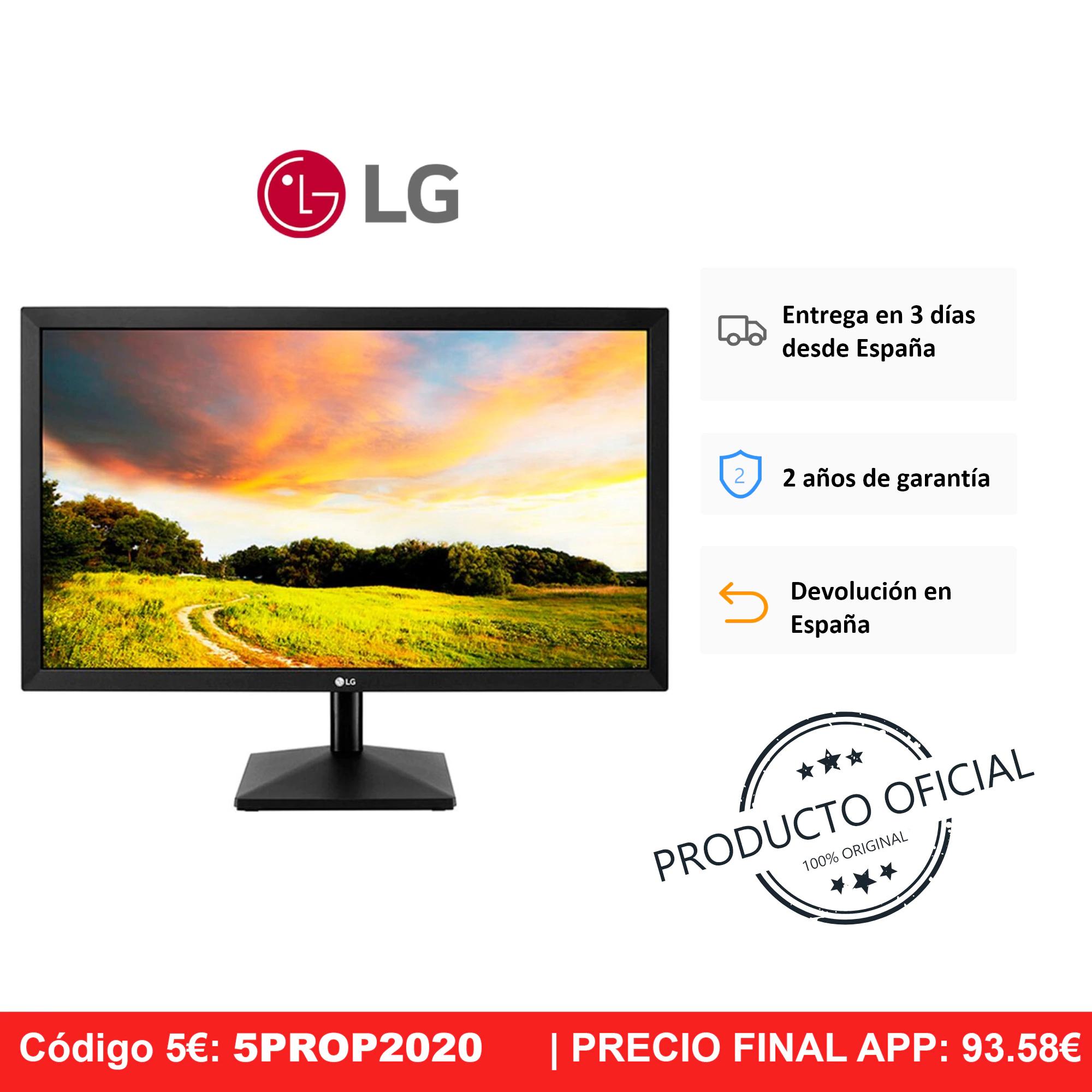 Monitor LG 24 Full HD 75 HZ Freesync