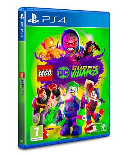 Lego DC Super - Villanos PS4
