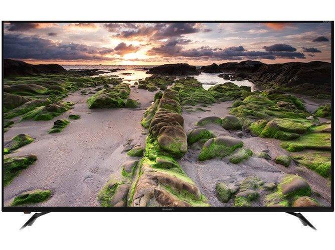 "TV SHARP 70"" 4K [LC-70UI9362E]"