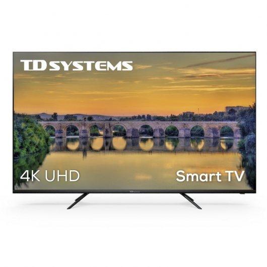 TV de 58 pulgadas - TD Systems K58DLX9US