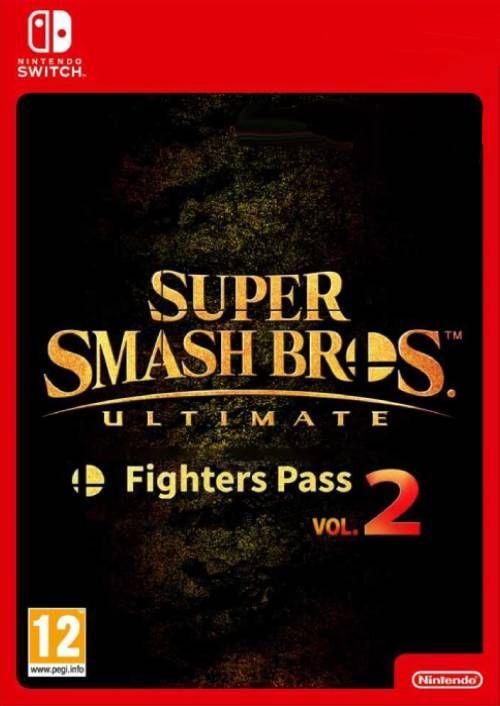 Super Smash Bros Fighter Pass Vol. 2