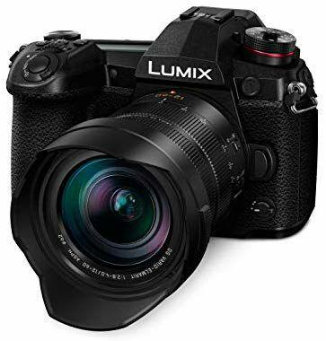 Panasonic Lumix DC-G9L + Kit con Objetivo Leica 12-60mm F2.8-F4