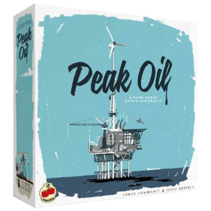 Peak Oil - El juego de Greta Thunberg