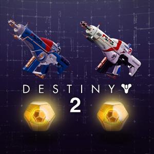 Destiny 2 :: Gratis 6 remesas mensuales de equipo exótico