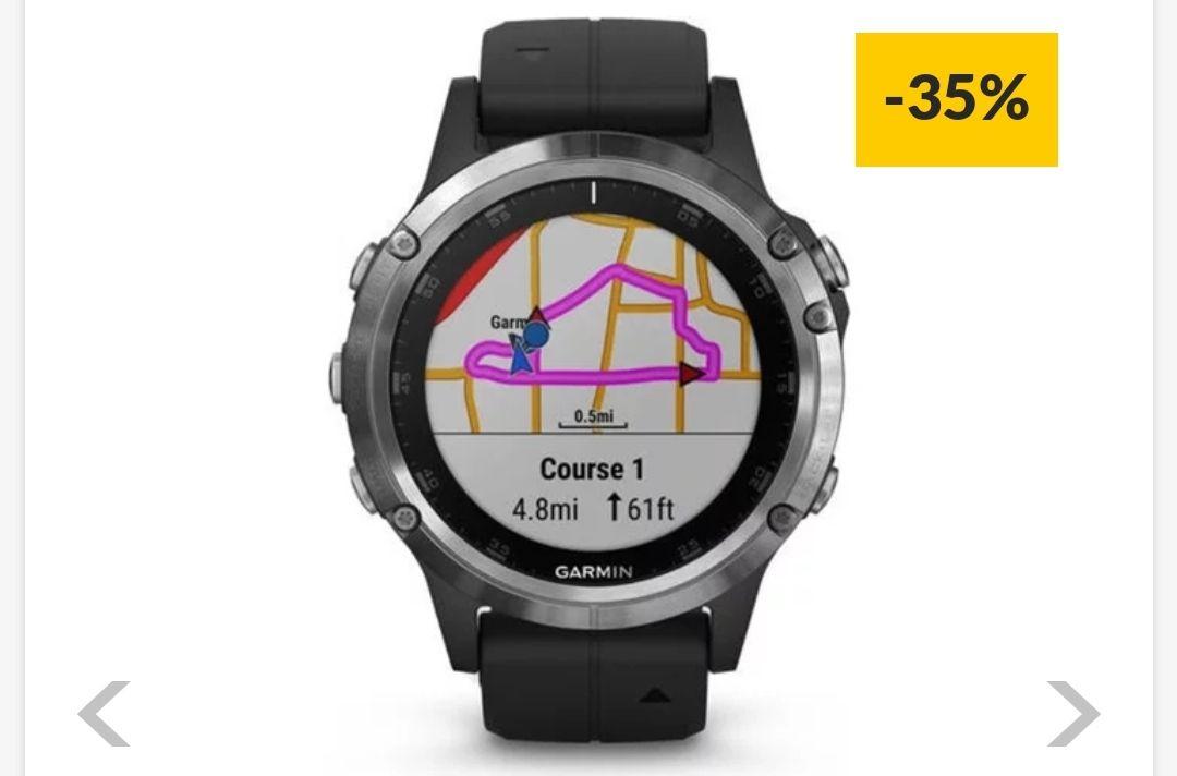 Reloj deportivo GARMIN Fénix 5 Plus