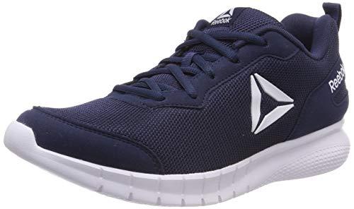 Reebok Ad Swiftway Run, Zapatillas de Deporte para Hombre en la talla 40.5 solo 2 tallas.