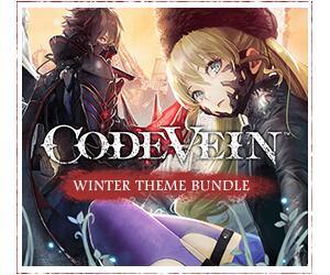 Gratis PS4 :: Tema CodeVein (Bandai Namco)