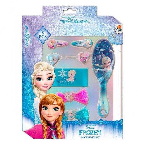 "Accesorios pelo Frozen ""Como nuevo"""