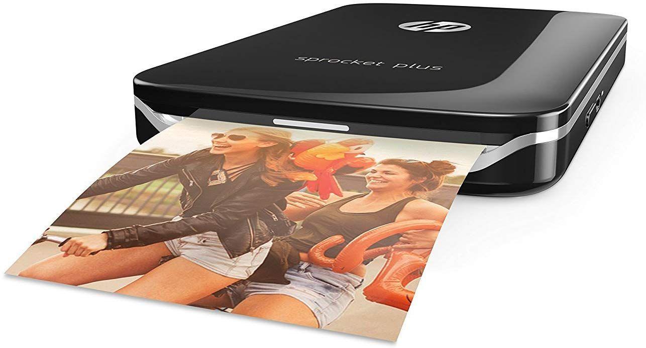 HP Sprocket Plus - Impresora fotográfica portátil