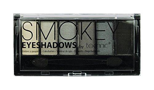 Technic - Paleta De Sombras 6S Smokey