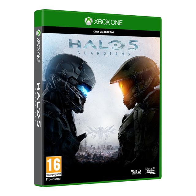 Halo 5: Guardians (físico)