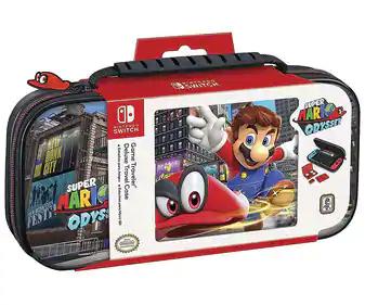 Pack Estuche MARIO ODYSSEY (Nintendo Switch, AlCampo)