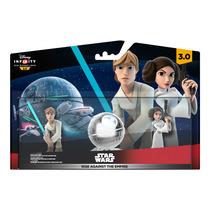 Star Wars Disney Infinity 3.0 - Leia y Luke Play set