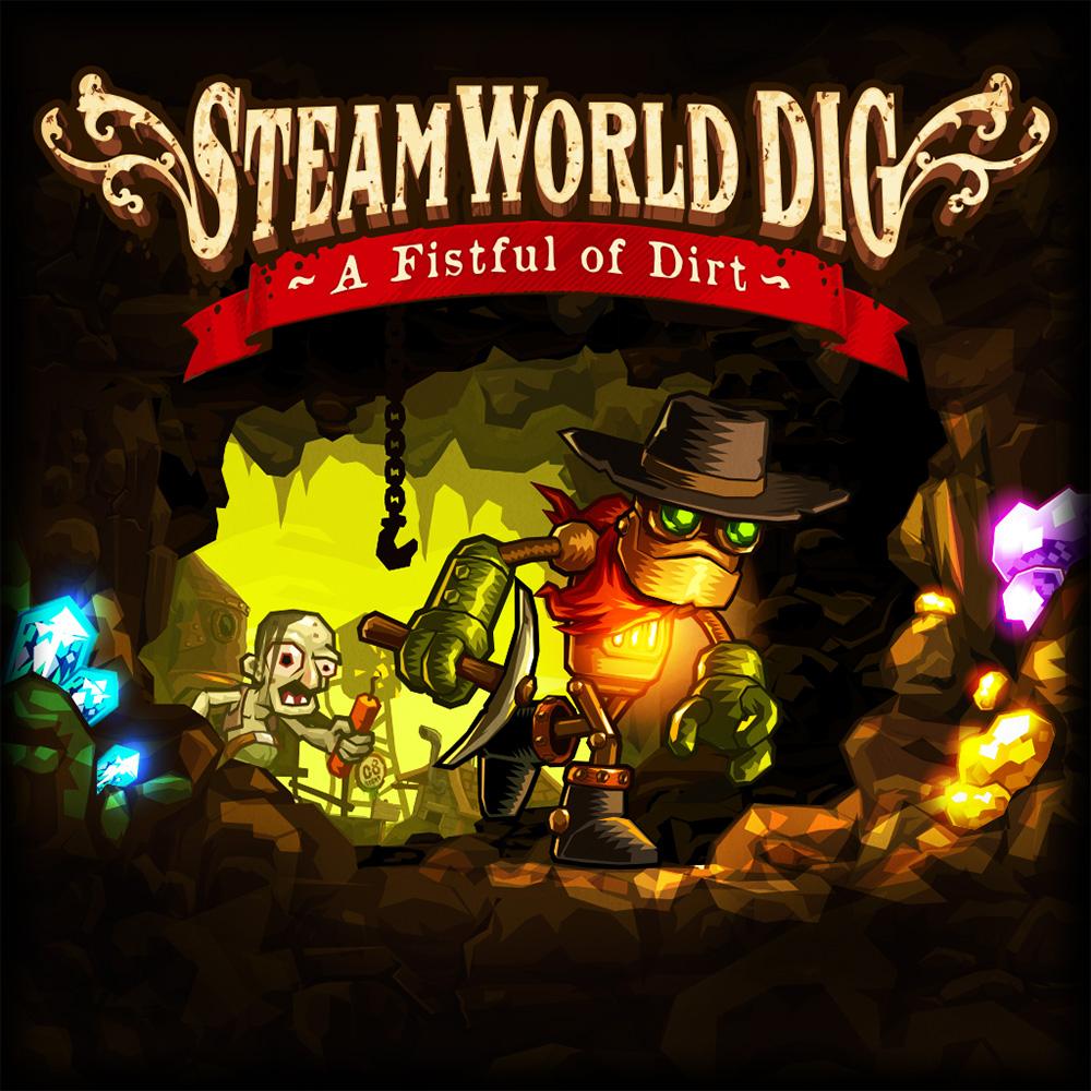 NINTENDO SWITCH: SteamWorld Dig por 2,49€ , SteamWorld Dig 2 por 7,99€, SteamWorld Heist por 4,99€, etc...