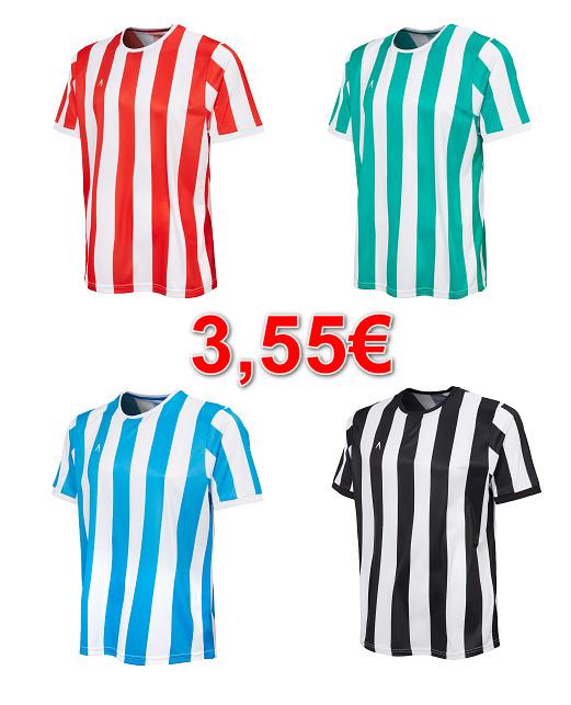Camiseta deportiva Boomerang para hombre (4 colores disponibles y en todas las tallas)