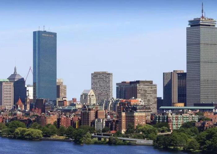 Vuelos directos a Boston desde 201€ ida y vuelta