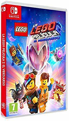 Juego La Lego Pelicula 2 Nintendo switch