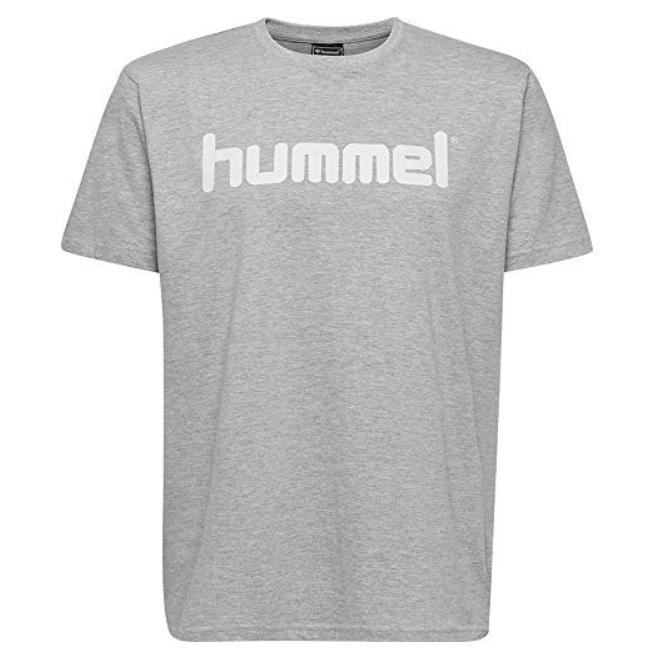 TALLA L - hummel Hmlgo Cotton Logo Camisetas, Hombre