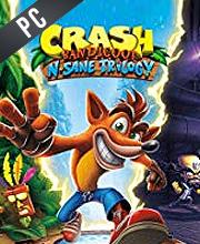 Crash Bandicoot N. Sane Trilogy Steam