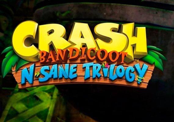 Crash Bandicoot N. Sane Trilogy PC Steam intrucciones en la descripción