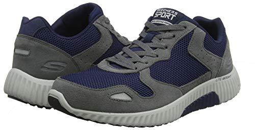 Skechers Paxmen, Zapatillas para Hombre