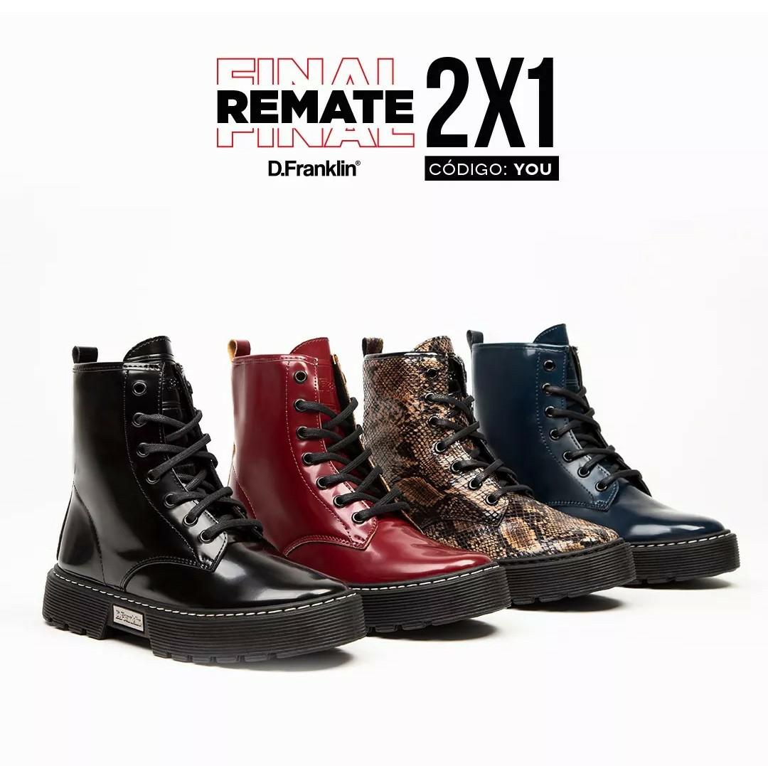 2 X1 en D.Franklin® - Remate final