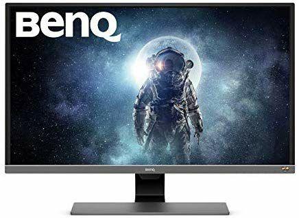 """Monitor BenQ de 31,5"""" 4K UHD con altavoces incorporados"""
