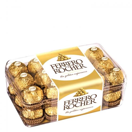 Ferrero Rocher de 30 unidades