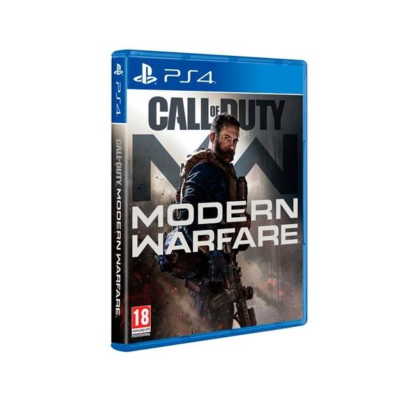 Sony PS4 Call Of Duty: Modern Warfare – Videojuego