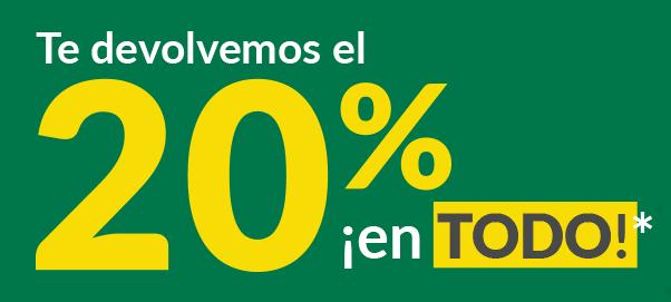 Talleres Feuvert 20% de Descuento en todo