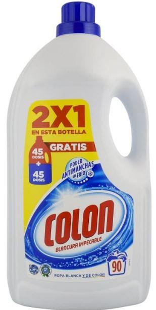 Detergente Colón gel a 0,09€/lavado