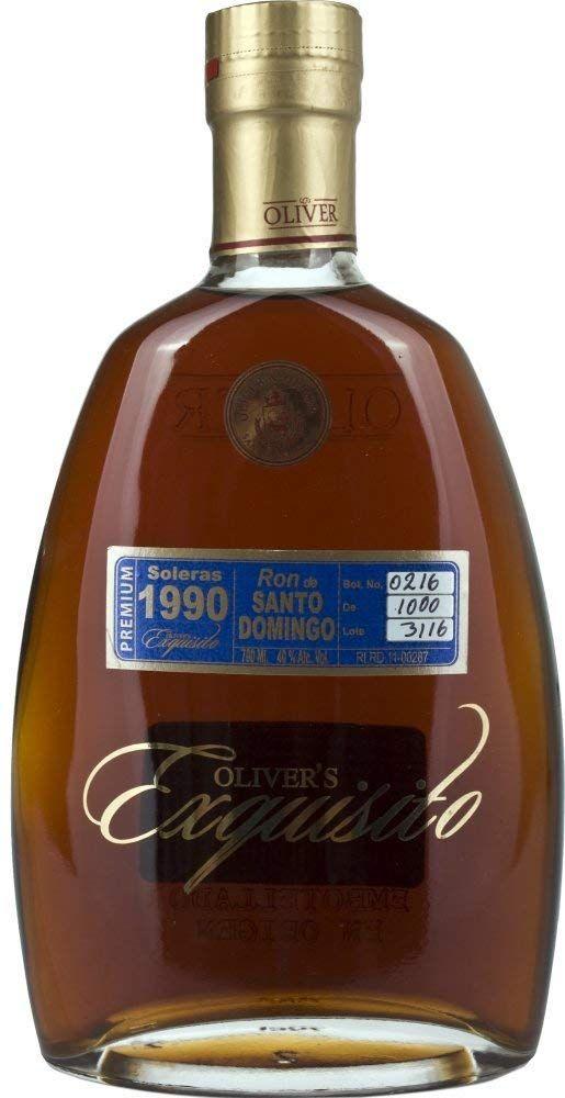 Ron Exquisito 1990 - 700 ml.
