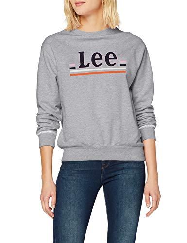 Lee Logo SWS Sudadera para Mujer