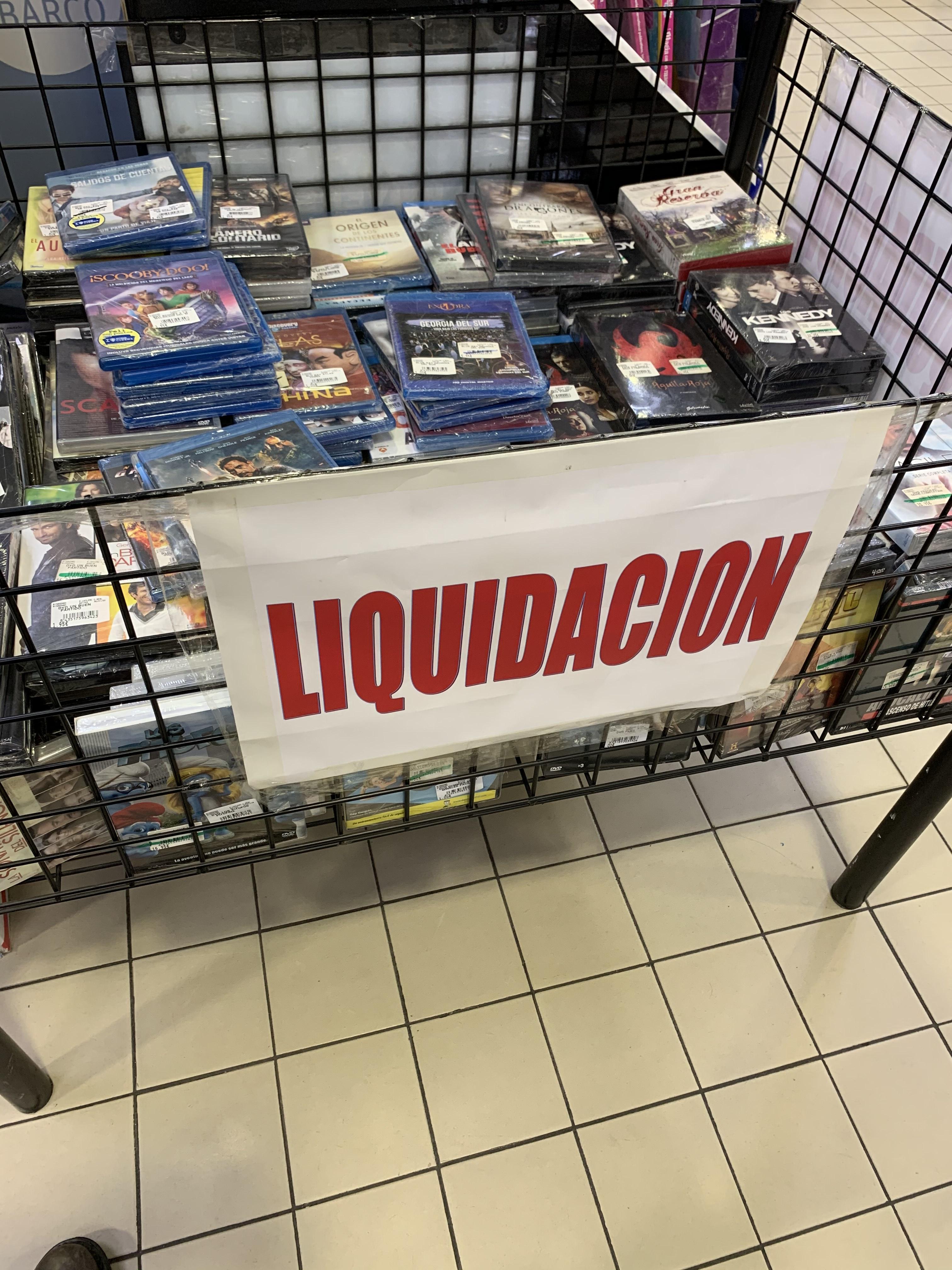 Leclerc Ciudad Real - DVD y Blue Ray desde 1 euro