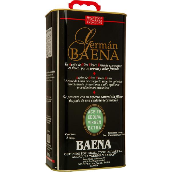 Aceite Germán Baena